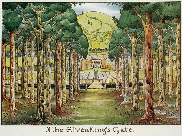 Elvenking's Gate by Tolkien