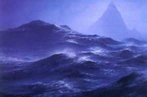 The Sea, by Ted Nasmith